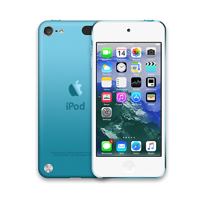 Apple iPod Touch (5. Generation) 16GB Wi-Fi Blau #Neuwertig