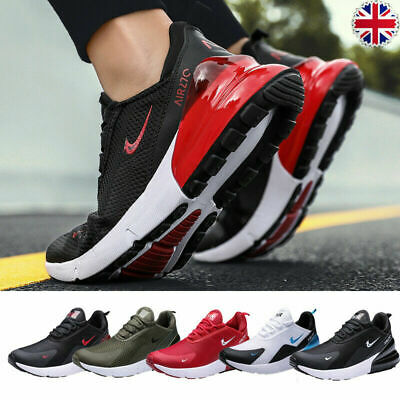 Mens Air Cushion Max 270 Running Trainers Mesh Sports Sneakers Mesh Shoes Size