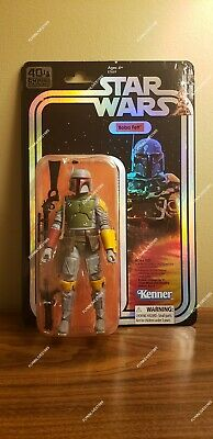 """In Hand! SDCC 2019 Exclusive Hasbro Star Wars The Black Series Boba Fett 6"""" Fig"""