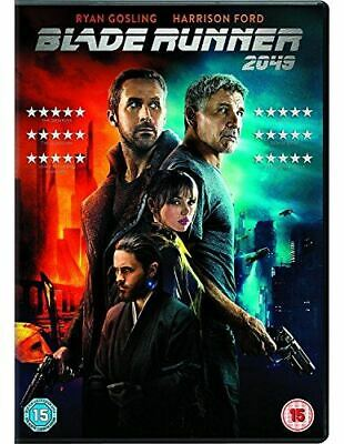 Blade Runner 2049 [DVD] [2017]- Region 2