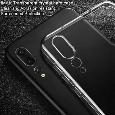 Imak Air Transparent Scratch Resistant Hard Case Cover for Huawei P20 Pro / P20