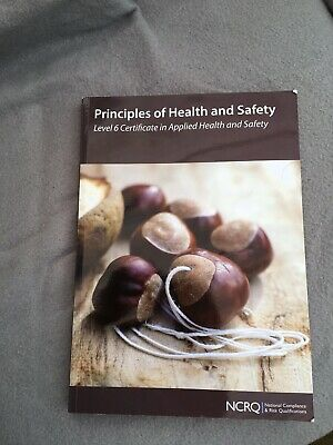 Principles Of Health And Safety Level 6 Certificate In Applied Health & Safety