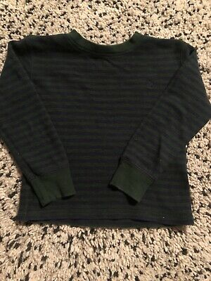 Ralph Lauren Long Sleeve Top Size 3 Toddlers