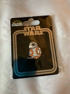 In Hand Star Wars Celebration 2019 Chicago BB-8 Pin Incentive Exclusive