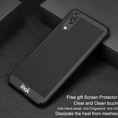 Imak Jazz Mesh Frosted Surface Protective Case Cover for Huawei P20