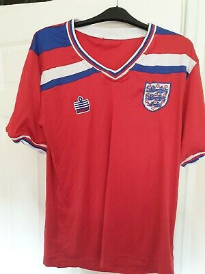 England Away shirt 1980-1983 Admiral Size Large Classic Retro great for holidays