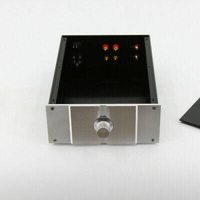 power amplifier case aluminum chassis pass DIY power amp case W220 H90 L311
