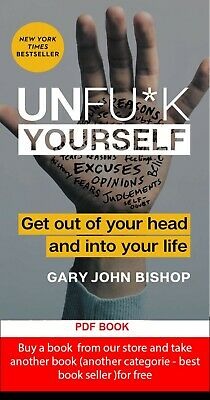 [ BEST OFFER ] Unfu*k Yourself: Get Out of Your Head and into Your Life