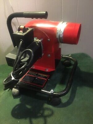 CENTRAL MACHINERY 1HP Mini Dust Collector Blower Model # 94029