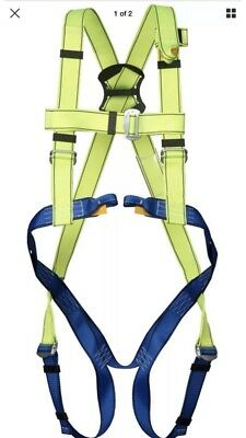 G-Force P30 2 Point Full Body Adjustable Height Safety Harness REDUCED £££