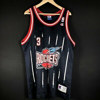 NEW Champion USA Steve Francis Trikot L Rockets NBA Basketball Jersey Tmac Ming