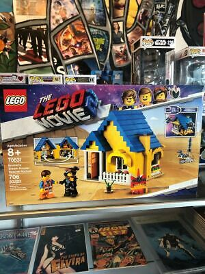 LEGO The Lego Movie 2 70831Emmet's Dream House Rescue Rocket! New and sealed.