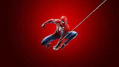 Spiderman Homecoming UHD Movie Print  | Sizes A4 to A0 UK Seller| E323