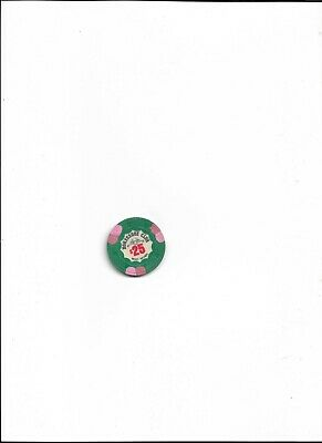 The Horseshoe Club	$25	reno, nevada	Green White	Hat and Cane Casino Collectible