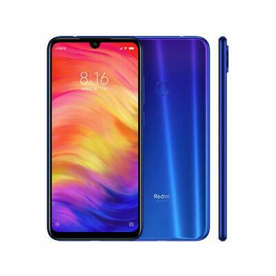 "Xiaomi Redmi Note 7 Blue 64GB Dual Sim 6.3"" Global Version (Unlocked) Smartphone"