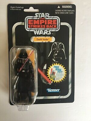Star Wars The Vintage Collection Darth Vader Empire Strikes Back 3 3/4-Inch