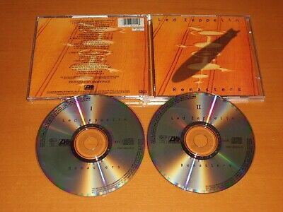 Led Zeppelin Remasters 2Cd 1990