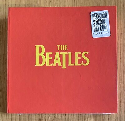 "THE BEATLES - Record Store Day VINYL 7"" Singles Box Set RSD 2011 New & Sealed"