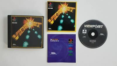 Viewpoint PS1 Used SAME DAY FREE SHIPPING