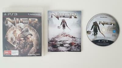 Nier PS3 Used SAME DAY FREE SHIPPING