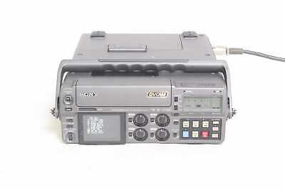 Sony DSR-50 DVCAM Portable Player/Recorder 1000 Drum Hours
