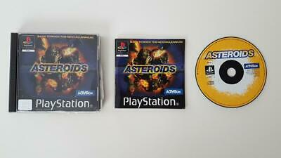 Asteroids PS1 Used SAME DAY FREE SHIPPING