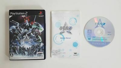 A.C.E. Another Century's Episode 3 The Final PS2 Japan Import Used SAME DAY SHIP