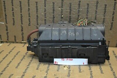 TESTED* 1999 - 2003 Ford F150 Fuse Box Junction OEM 1L3T ... on