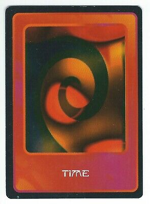 Doctor Who Black Border CCG Card Time Variant Red Background Card Good Condition