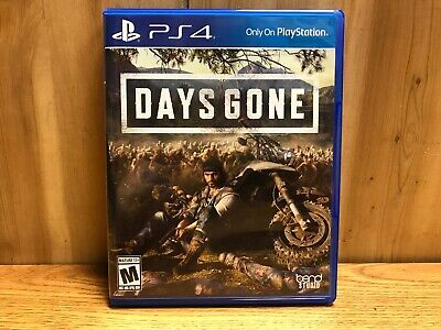 Days Gone PS4 (Physical Standard Edition)