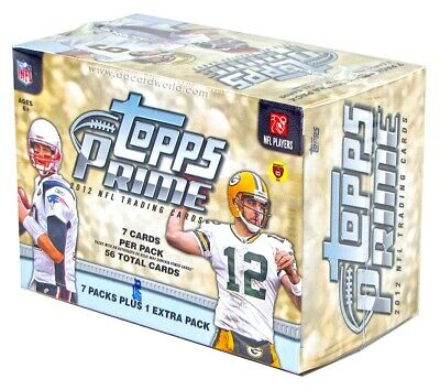 2012 Topps Prime Football Complete Your Set Pick 25 Cards From List