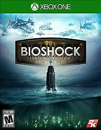 BioShock: The Collection (Microsoft Xbox One, 2016) - Game Disc