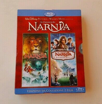 Le cronache di Narnia Collection (4 Blu-Ray Disc