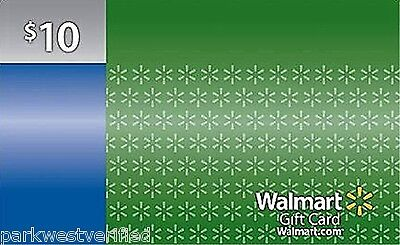 🔥$10 WALMAR GIFT CARD🔥 PHYSICAL PLASTIC CARD IS SHIPPED w/TRACKING🚀