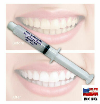 44% USA LABS TEETH WHITENING BLEACHING GEL Stronger than opalescence 20% 35% PF
