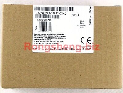 1Pc New In Box Siemens Plc 6Es7 223-1Pl22-0Xa0  6Es7223-1Pl22-0Xa0 #Rs8