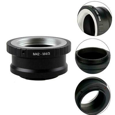 M42 Lens to Micro 4/3 M4/3 Adapter EP1 EP3 EPL1 EPL2 New G1 M42-M43 EPL3 GF P9I0