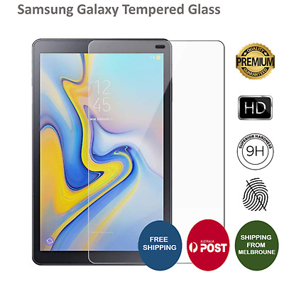 Tempered Glass Screen Protector for Samsung Galaxy Tab A 8.0 10.1 10.5 AU