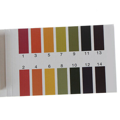 80strip/PH test strip pack controller indicator paper factory water filling 9H