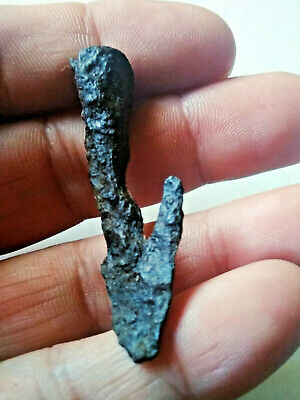 Ancient Roman Iron Arrowhead