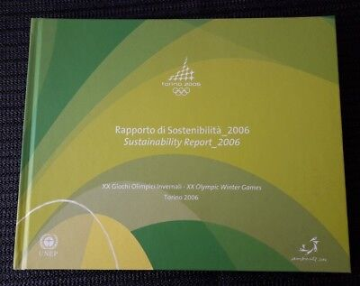 Olympiade TORINO 2006 Sustainability Report 2006 XX Olympic Winter Games 2006