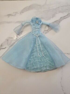 Barbie Doll Stunning Long Dress / Ballgown - VGC