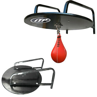 Speed Punch Boxing Speed Ball Platform Stand Board Wall Mounted FREE Speedball