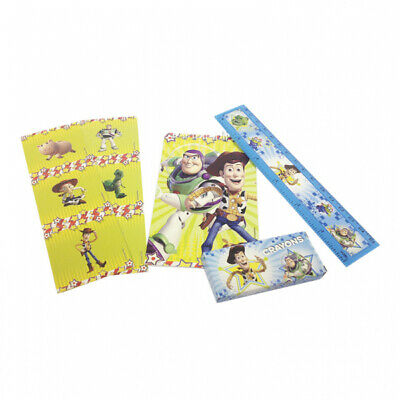 Amscan Disney Toy Story 20 Piece Stationary Pack Party Accessory / Favour