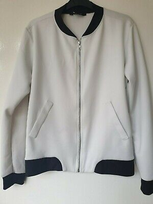 New Look 915 generation girls bomber style summer jacket age 14-15 *vgc