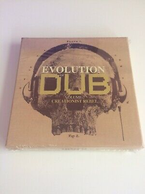 The Evolution Of Dub Vol.7 (Box-Set) von Winston Edwards,Blackbeard,King...