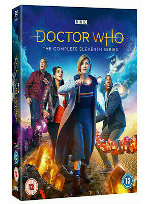 Doctor Who The Complete Series Season 11 DVD UK Compatible Brand New Sealed
