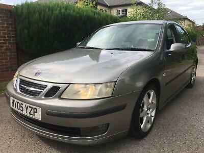 2005 Saab 9-3 Vector Sport 1.9 Tid Automatic Only 79K Sports Saloon Great Drive