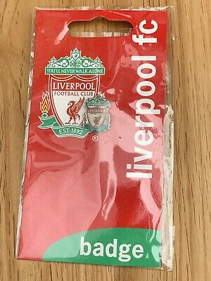 Liverpool Fc Official Pin Badge