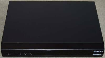 Humax HDR-1800T Dual Twin Freeview+ HD Tuner 320GB Recorder Home Network Ready